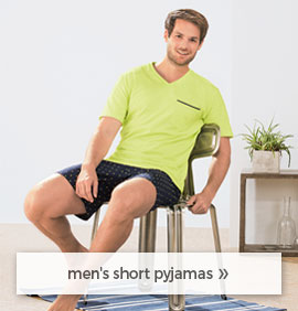 men´s short pyjamas