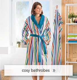 cosy bathrobes