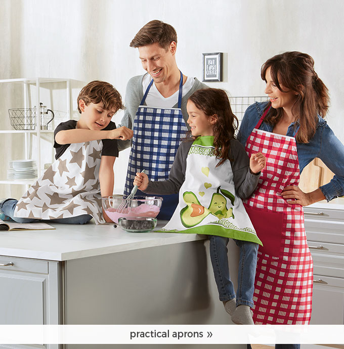 practical aprons