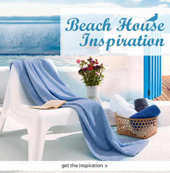 Beach House Inspiration!