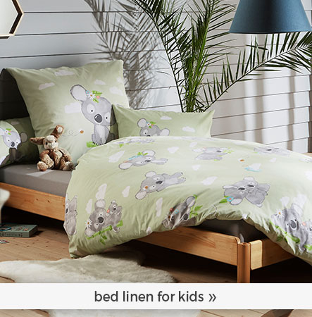 Discover our bed linen for kids!