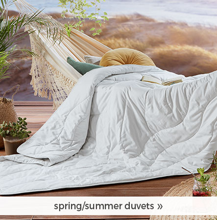 Discover our spring/summer duvets!
